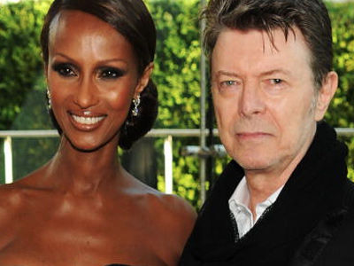 Iman Shares RARE Photo of 17-Year-Old Daughter with David Bowie and Just WOW