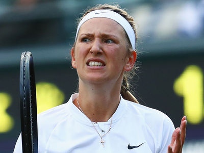 Tennis Star Victoria Azarenka: I Shouldn't Have to Choose Between Kids & Career