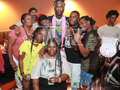 Young Thug Gifts Mom $50k on His Birthday!!!