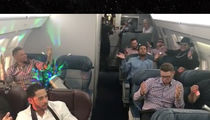 Yadier Molina & St. Louis Cardinals Have Reggeton Dance Party On Team Plane