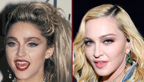 Madonna -- Good Genes or Good Docs?