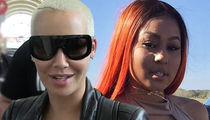 Amber Rose Invites Just Brittany to Tell Her Story at SlutWalk Event