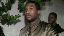 Meek Mill Skates on Felony Charge After Arrest