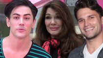 Lisa Vanderpump Opening New Restaurant with Tom and Tom from 'Vanderpump Rules'