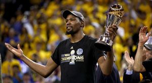 Will Kevin Durant Visit Trump White House?