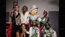 Madonna Unveils All 6 Children at 59th Birthday Bash