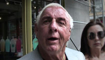 Ric Flair is 'Awake, Communicating and Progressing'