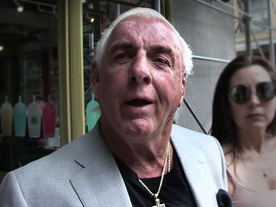 Ric Flair is 'Awake, Communicating and Progressing' According to Rep