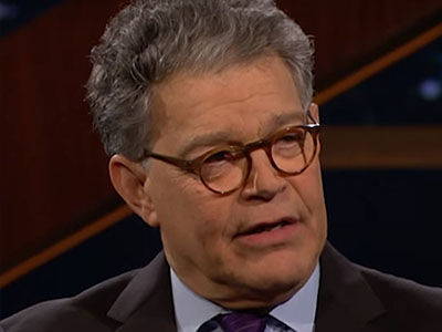 This Is What Senator Al Franken Told Bill Maher About The Future Of Trump's Presidency