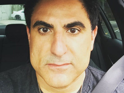 WHOA! You Won't Believe What 'Shahs' Star Reza Looked Like 20 YEARS Ago