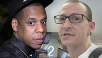 JAY-Z Pays Homage to Chester Bennington at UK Concert