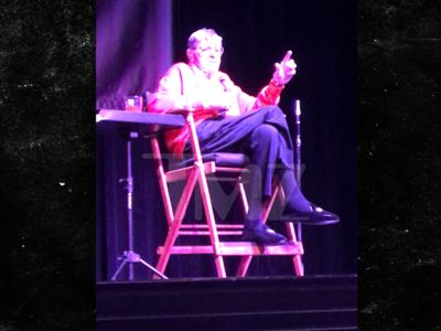 Jerry Lewis' Final Stand-Up Performance Before Death Shows He Still Had It