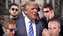 President Trump's Making the Secret Service Go Broke! (Update: Wait, Not Really)