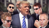 President Trump's Making the Secret Service Go Broke!!!