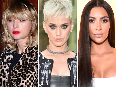 Mysterious Swift Video Sparks Katy Perry, Kim K and 'Game of Thrones' Conspiracy Theories