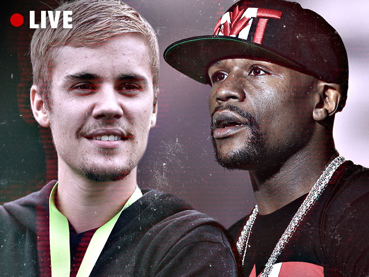 TMZ Live: Justin Bieber & Floyd Mayweather: The Big Break Up!