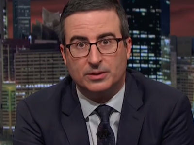 John Oliver Just RIPPED Into Fox News and Republican Party Over Reaction to Nazis and Donald Trump