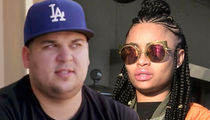 Sure, Blac Chyna Gave Rob the Lambo and Ferrari, They Were Leased!!!