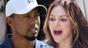 Tiger Woods, Katharine McPhee Declare Legal War…
