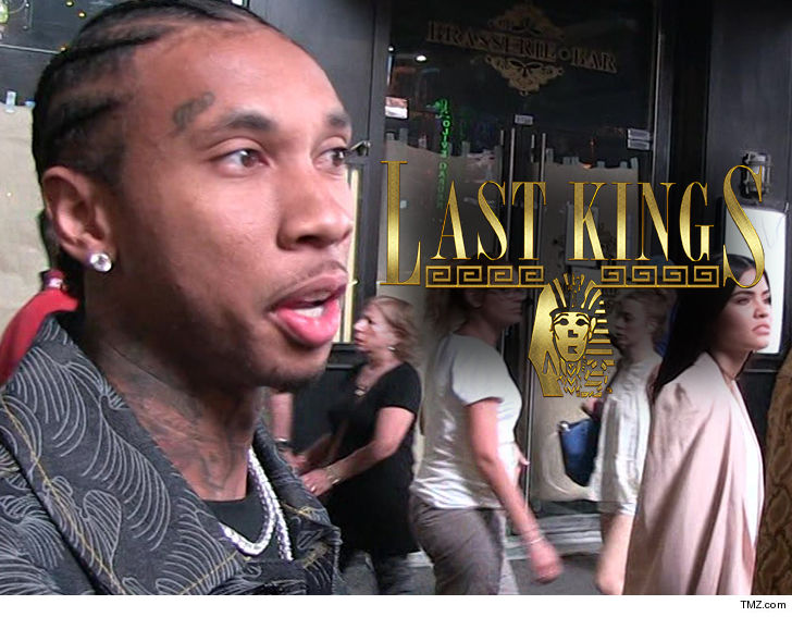 Tyga Being Sued By Former Business Partner for $2.1 Million