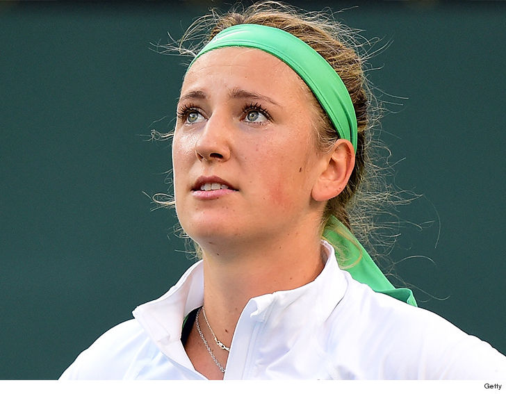 Tennis Star Victoria Azarenka Officially Out Of US Open 'Ongoing Family Situation'