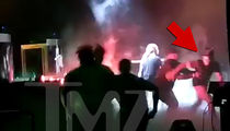 Future Unfazed as Wicked Brawl Unfolds in Middle of Concert