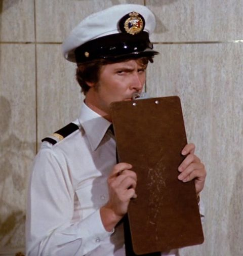 Fred Grandy started on the 'Love Boat' and then set sail onto the House of Representatives