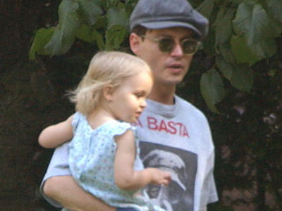 Johnny Depp's Daughter Lily-Rose Is 18 and TOPLESS -- See Her VERY Revealing New Photoshoot!