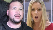 Jon and Kate Gosselin, Cops Called Over Custody Dispute