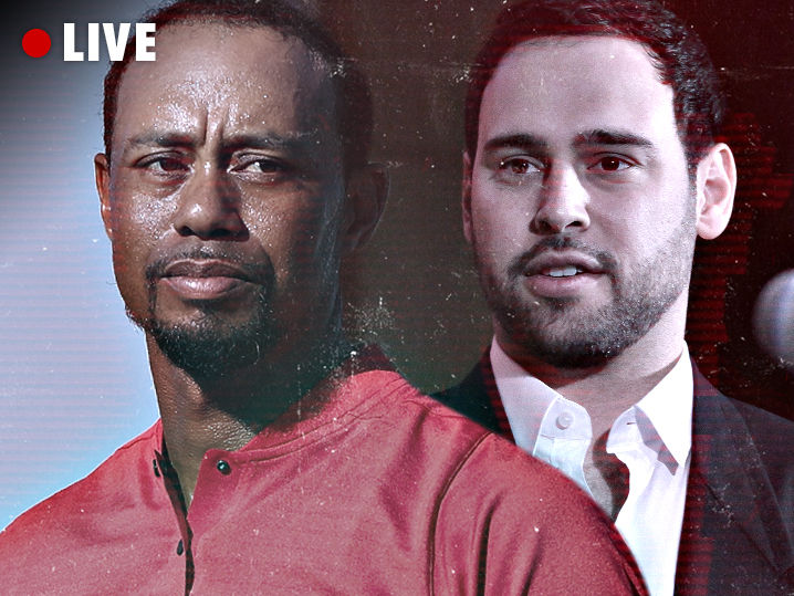 TMZ Live: Tiger Woods: On The Attack Over Nude Pics