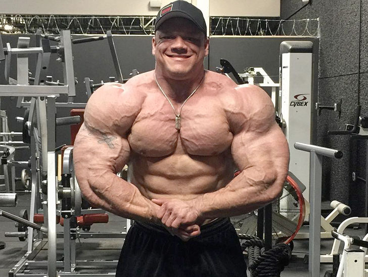 Bodybuilder Dallas McCarver Dies, Apparently Choked On