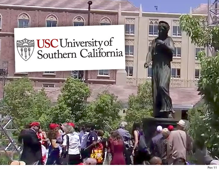 UCLA Students Troll USC Over Spelling Of 'Shakespeare' On New Statue