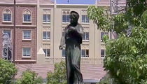 USC Misspells Shakespeare on Centerpiece Statue for $700M Project!!!