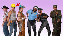The Village People Add a Hot Asian Construction Worker to Revamped Lineup