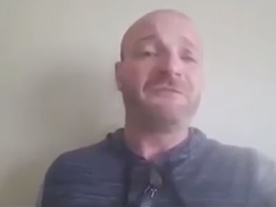 Charlottesville Riots White Supremacist Chris Cantwell Turns Himself in to Police