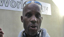 DMX Gets Off House Arrest, But ONLY to Enter Drug Program