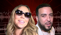 Mariah Carey Dropping New Hook for French Montana's 'Unforgettable'