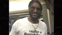 'Blacks for Trump' Guy an Ex-Cult Member, Once Charged for Conspiring in Murders
