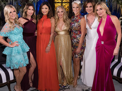 'RHONY' Stars GRILLED Over Who Voted for Trump -- It Seems Pretty Clear Now!