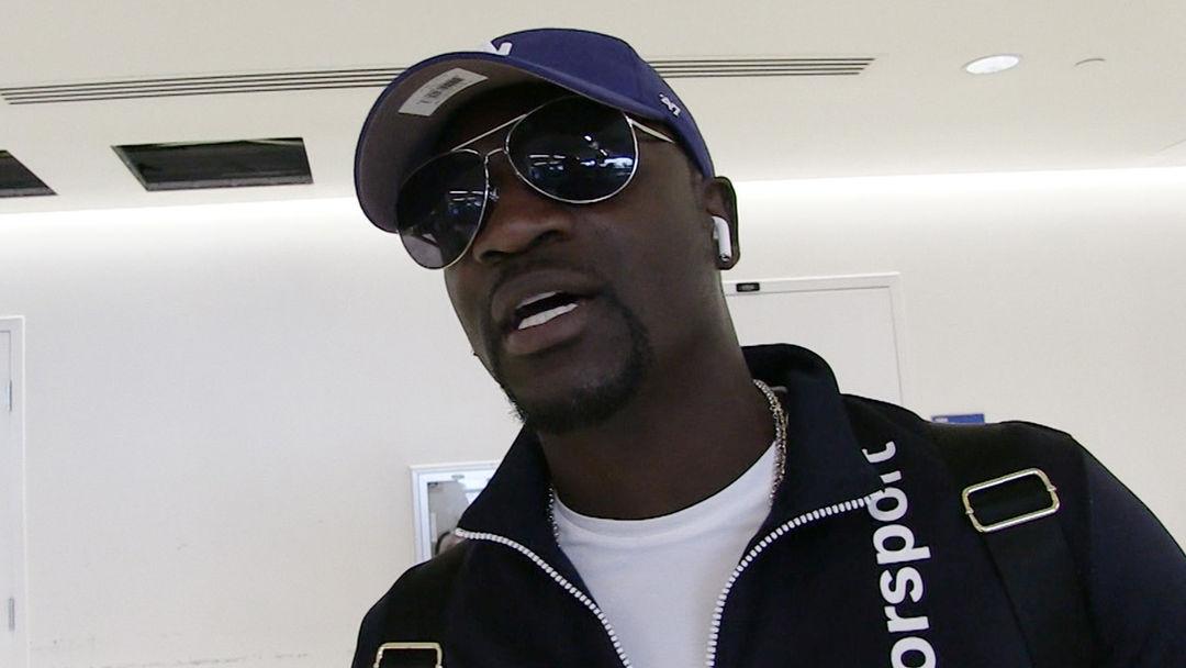 Akon News, Pictures, and Videos | TMZ.com