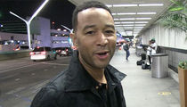 John Legend Says Donald Trump is Too Old for a Second Chance