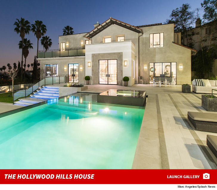 rihanna buys a house in west hollywood, same hood kendall jenner