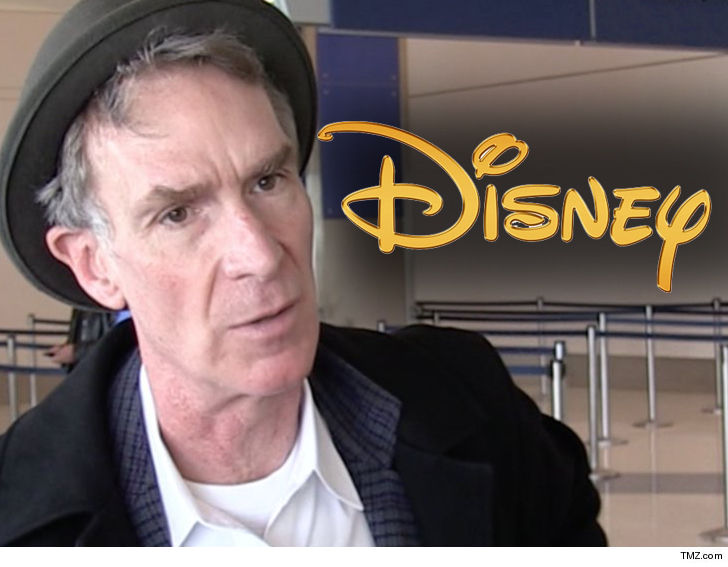Bill Nye Sues Disney for Millions in 'Science Guy' Profits