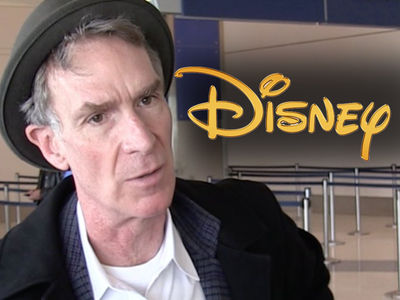 Bill Nye the Science Guy Sues Disney for Shorting His Back-End Profits