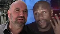 Dana White Calls BS on Mayweather, McGregor's Not Cheating