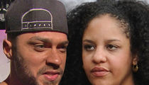 Jesse Williams Fires Back at Aryn Over Parenting ... You're a Stay-at-Home Mom with a Nanny