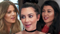 Kardashian Sisters Score Victory in Makeup Name Game
