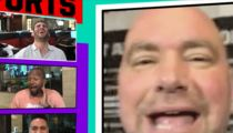 Dana White Blasts Oscar De La Hoya: 'You're Full Of Sh*t!'