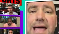 Dana White: 'Highly Unlikely' Jon Jones Steroid Test Is Wrong