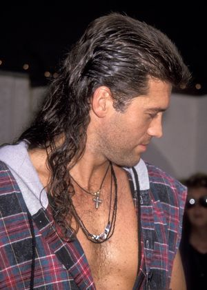 Billy Ray Cyrus' Best Mullet Shots